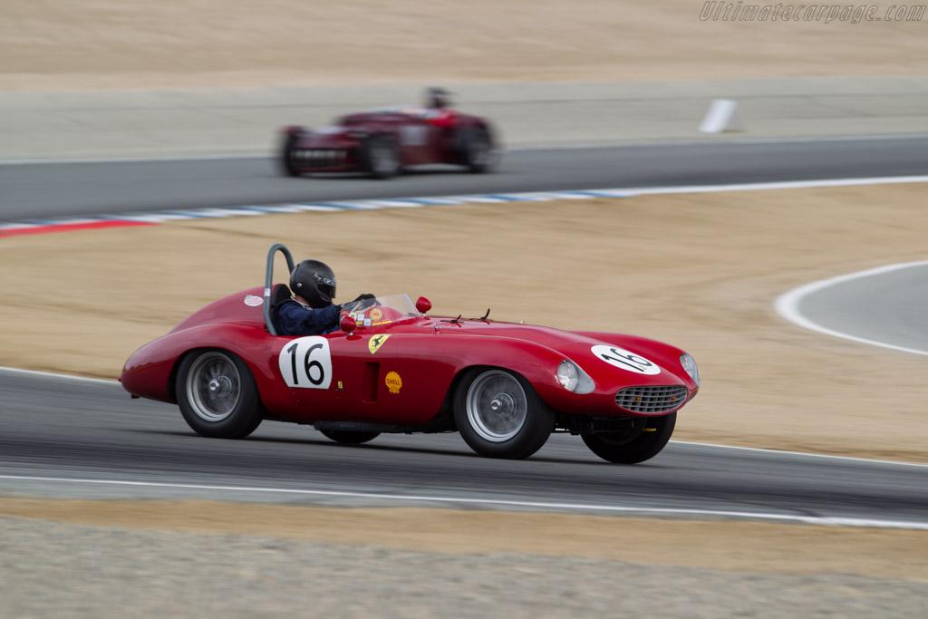 Ferrari 750 Monza - Chassis: 0462M - Driver: David Lockwood  - 2015 Monterey Motorsports Reunion
