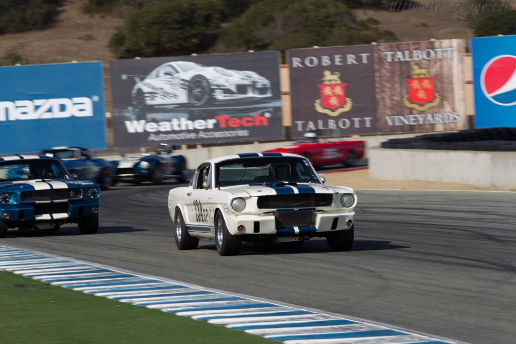 Ford Shelby Mustang GT350 - Chassis: SFM5S134 - Driver: David Dralle ...
