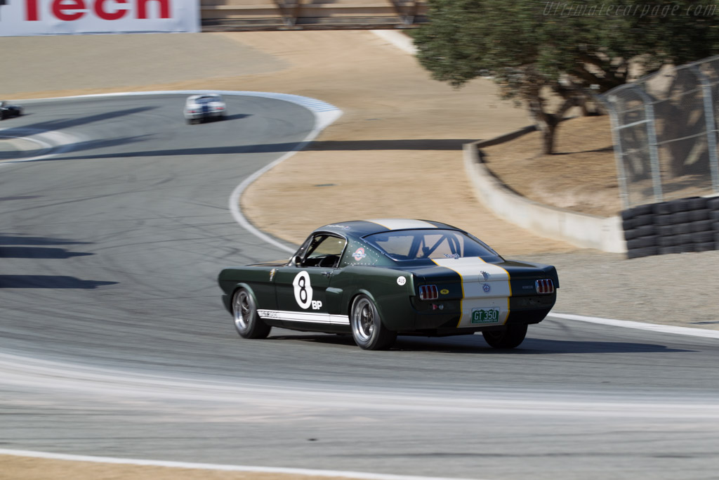 Ford Shelby Mustang GT350 - Chassis: SFM6S648 - Driver: Terry Lawlor  - 2015 Monterey Motorsports Reunion