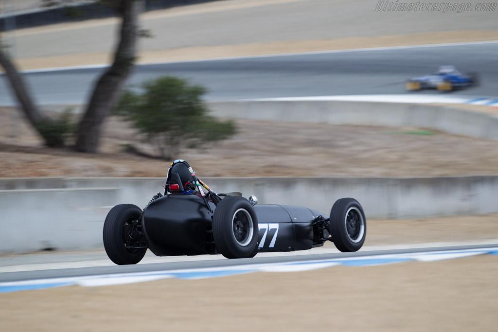 Huffaker Formula Junior - Chassis: XP001 - Driver: Mark Sange  - 2015 Monterey Motorsports Reunion