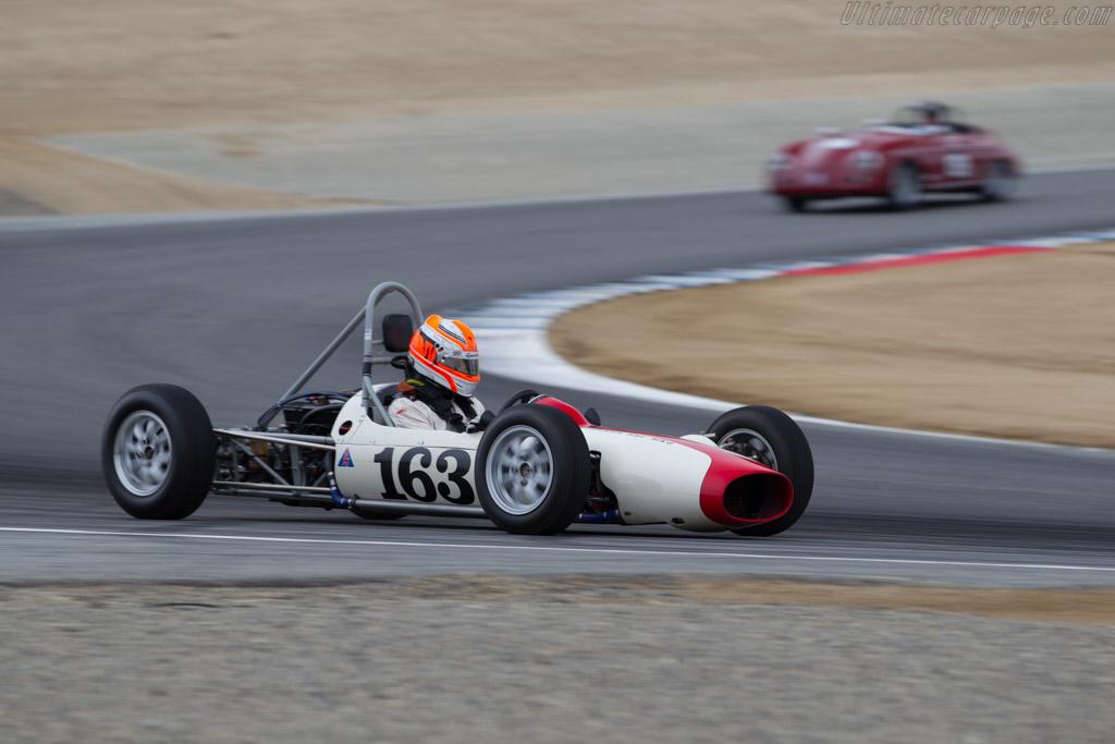 Huffaker Mk6 BMC    - 2015 Monterey Motorsports Reunion