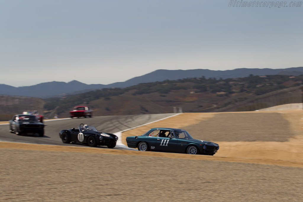 Iso Rivolta GT - Chassis: GT360250 - Driver: Pete Whitehead  - 2015 Monterey Motorsports Reunion