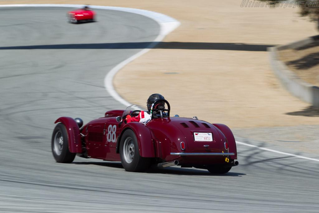 Kurtis 500S - Chassis: 500S-022 - Driver: Tom Claridge  - 2015 Monterey Motorsports Reunion