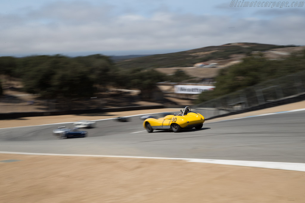 Lola Mk1 - Chassis: BY1 - Driver: Chris Orosco  - 2015 Monterey Motorsports Reunion