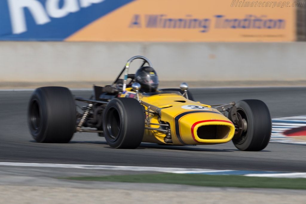 Lola T140 - Chassis: SL140/8   - 2015 Monterey Motorsports Reunion