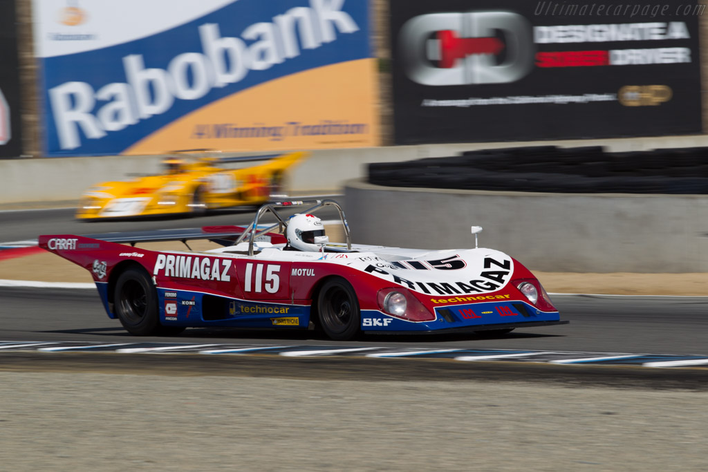 Lola T294 - Chassis: HU65 - Driver: Cal Meeker  - 2015 Monterey Motorsports Reunion