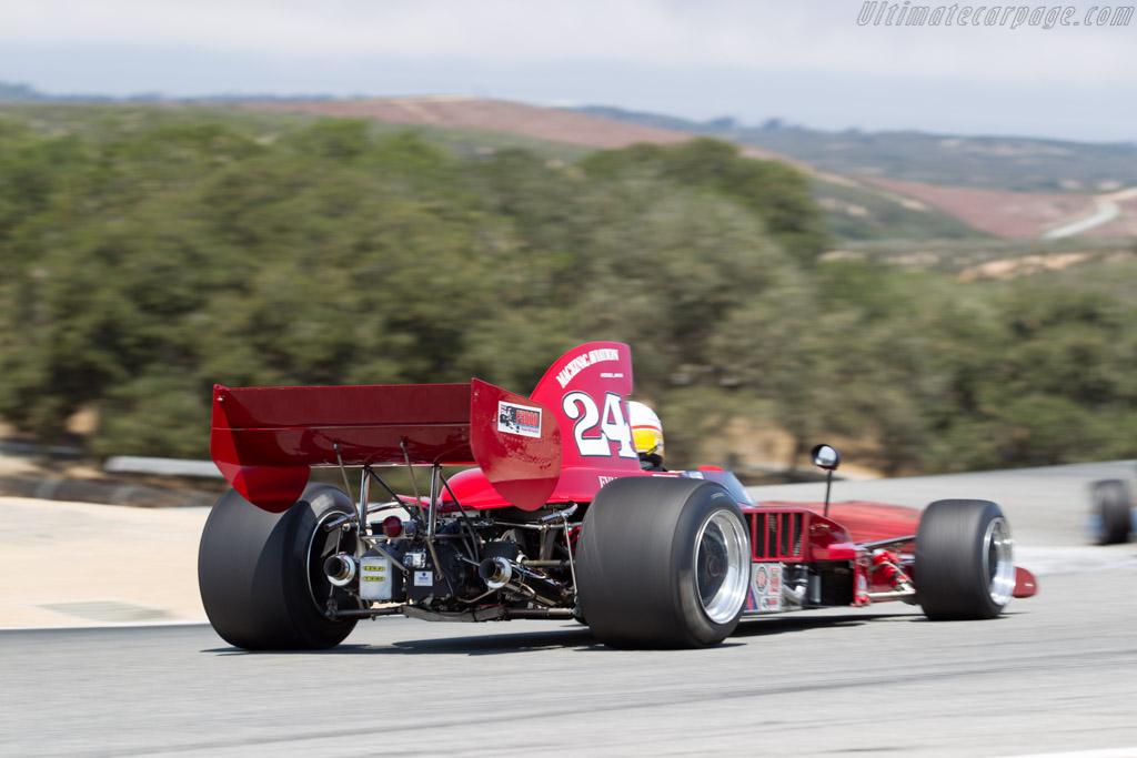 Lola T332 - Chassis: HU32 - Driver: Paul Zazryn  - 2015 Monterey Motorsports Reunion