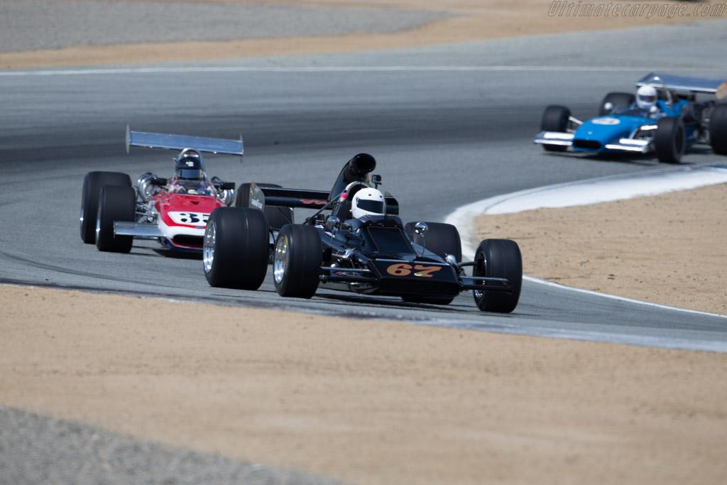 Lotus 70B - Chassis: 70B-02 - Driver: David Arrowsmith  - 2015 Monterey Motorsports Reunion
