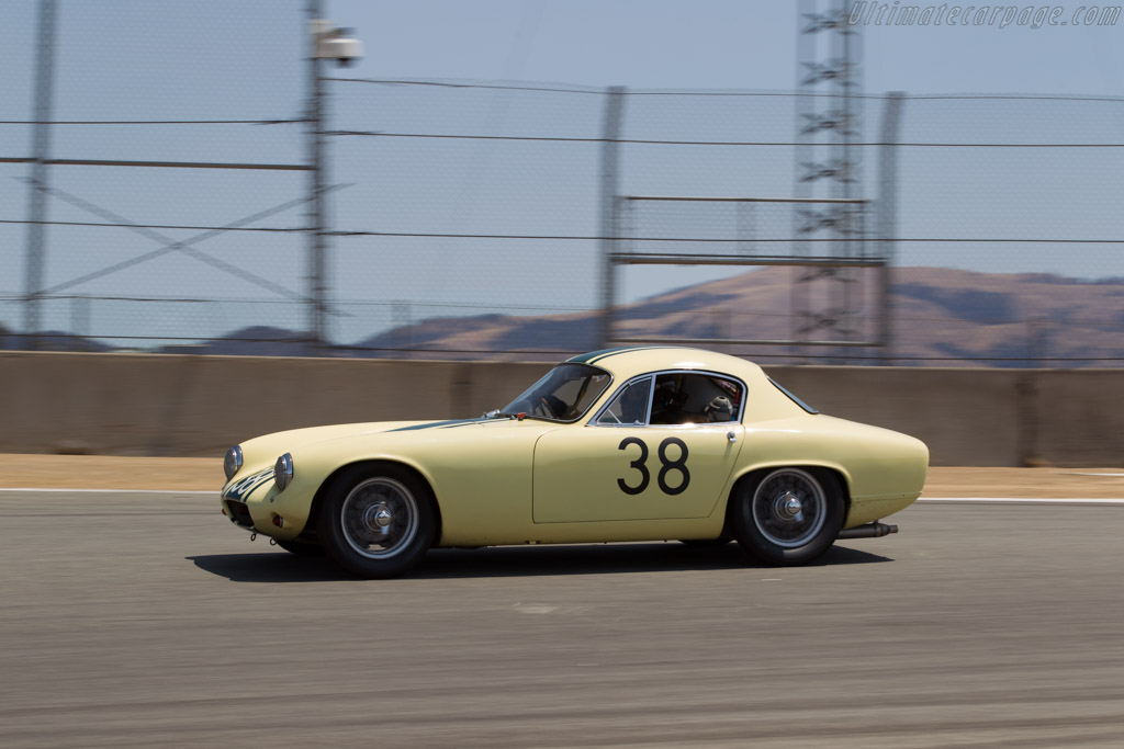 Lotus Elite - Chassis: EB1754 - Driver: Henry Moore  - 2015 Monterey Motorsports Reunion