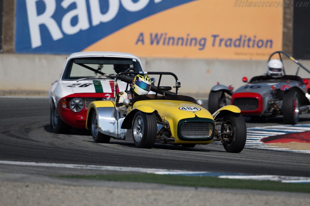 Lotus Super Seven Series II - Chassis: U1172 - Driver: Doug Warneke  - 2015 Monterey Motorsports Reunion