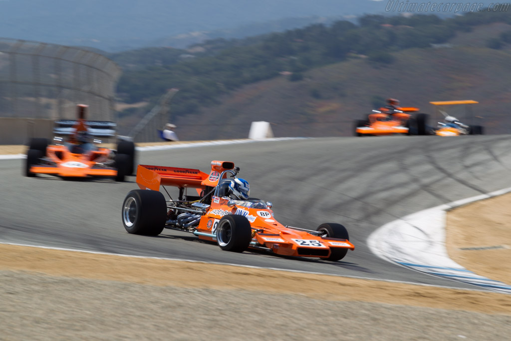 Matich A50 - Chassis: 4 - Driver: Philip Lewis  - 2015 Monterey Motorsports Reunion