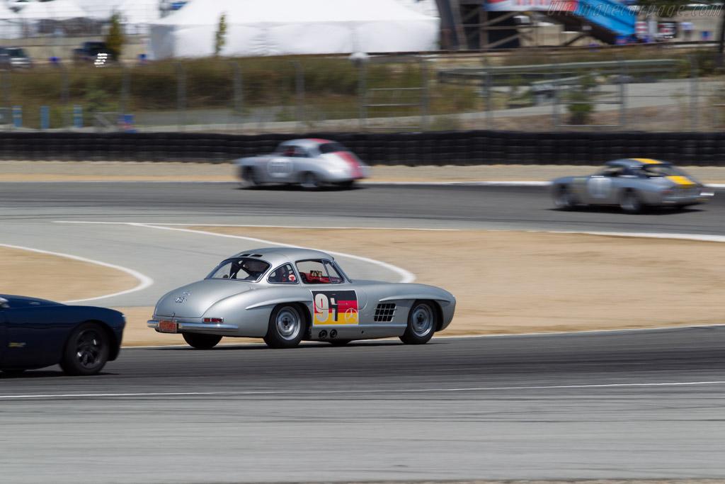Mercedes-Benz 300 SL - Chassis: 198.040.5500073 - Driver: Alex Curtis  - 2015 Monterey Motorsports Reunion