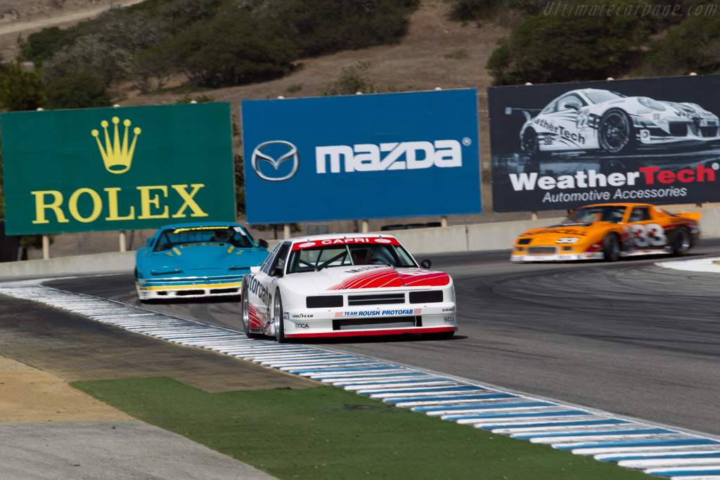 Mercury Capri - Chassis: 3 - Driver: Keith Frieser  - 2015 Monterey Motorsports Reunion