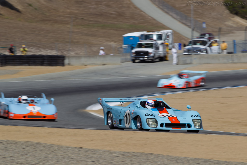 Mirage GR8 - Chassis: GR8/802 - Entrant: Harley Cluxton - Driver: Marino Franchitti  - 2015 Monterey Motorsports Reunion