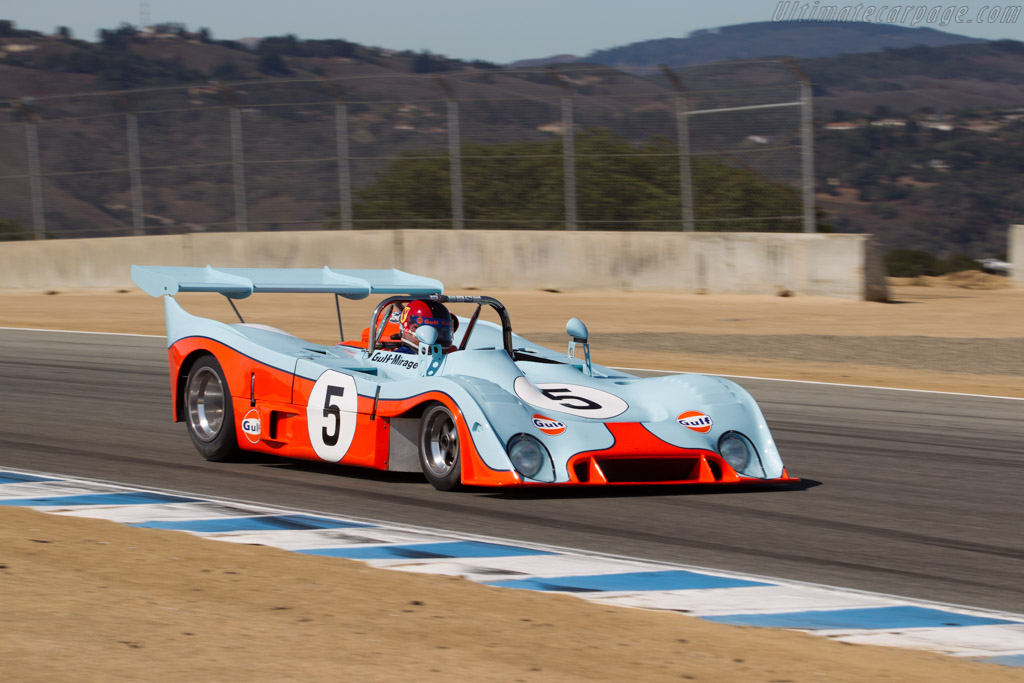 Mirage M6 - Chassis: M6/300/605 - Driver: Chris MacAllister  - 2015 Monterey Motorsports Reunion