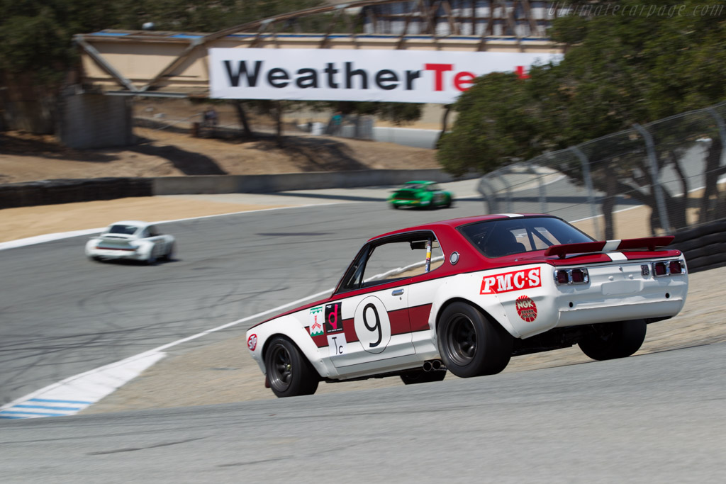 Nissan Skyline GTR - Chassis: 39138 - Driver: Jim Froula  - 2015 Monterey Motorsports Reunion