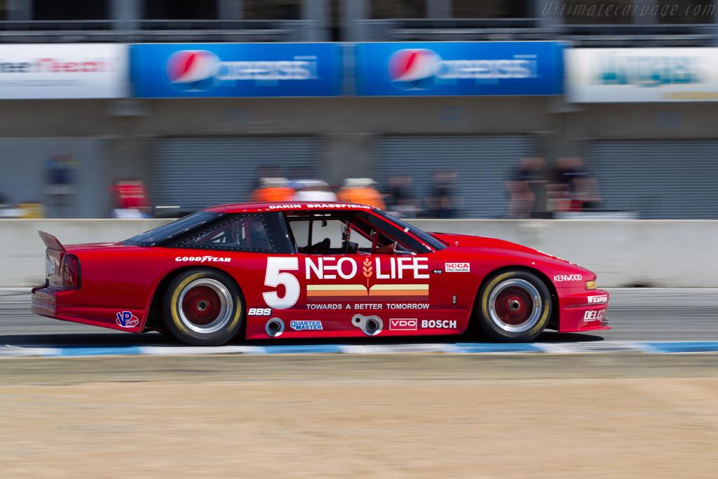 Oldsmobile Cutlass  - Driver: Ike Keeler  - 2015 Monterey Motorsports Reunion