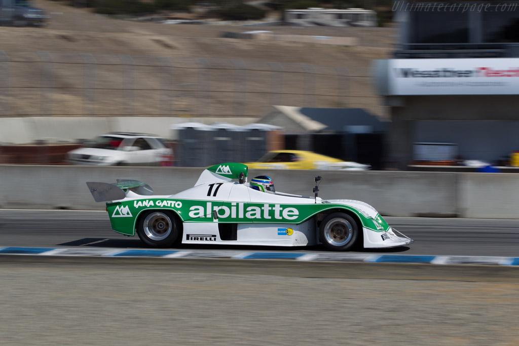 Osella PA5 - Chassis: 054 - Driver: Dominick Incantalupo  - 2015 Monterey Motorsports Reunion