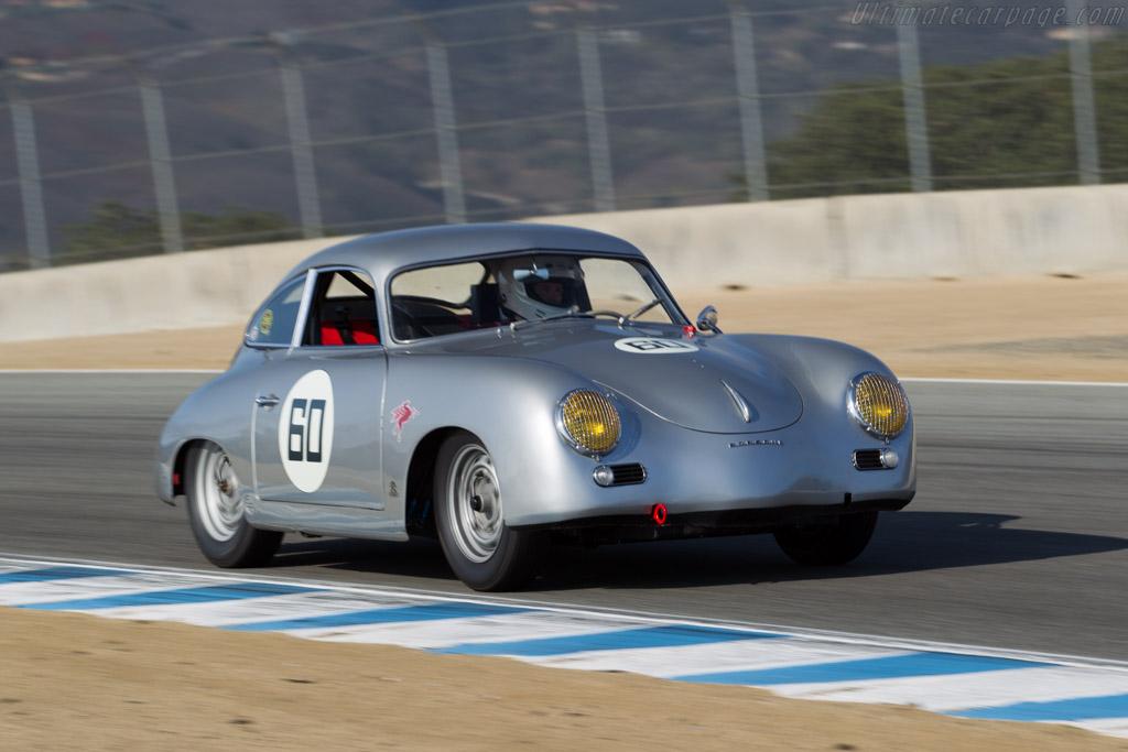 Porsche 356 - Chassis: 52668 - Driver: Gregor Magnussen  - 2015 Monterey Motorsports Reunion