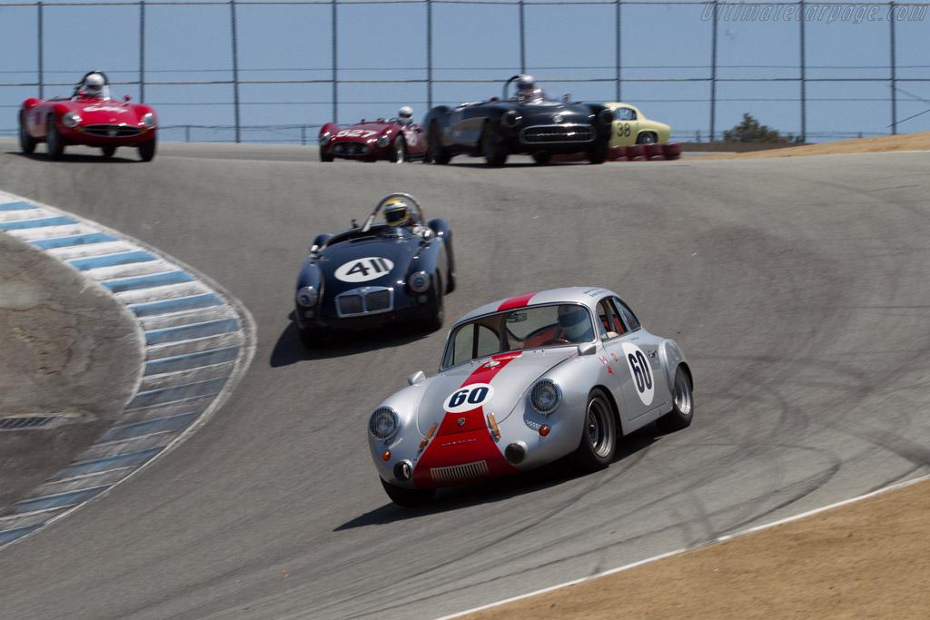Porsche 356    - 2015 Monterey Motorsports Reunion