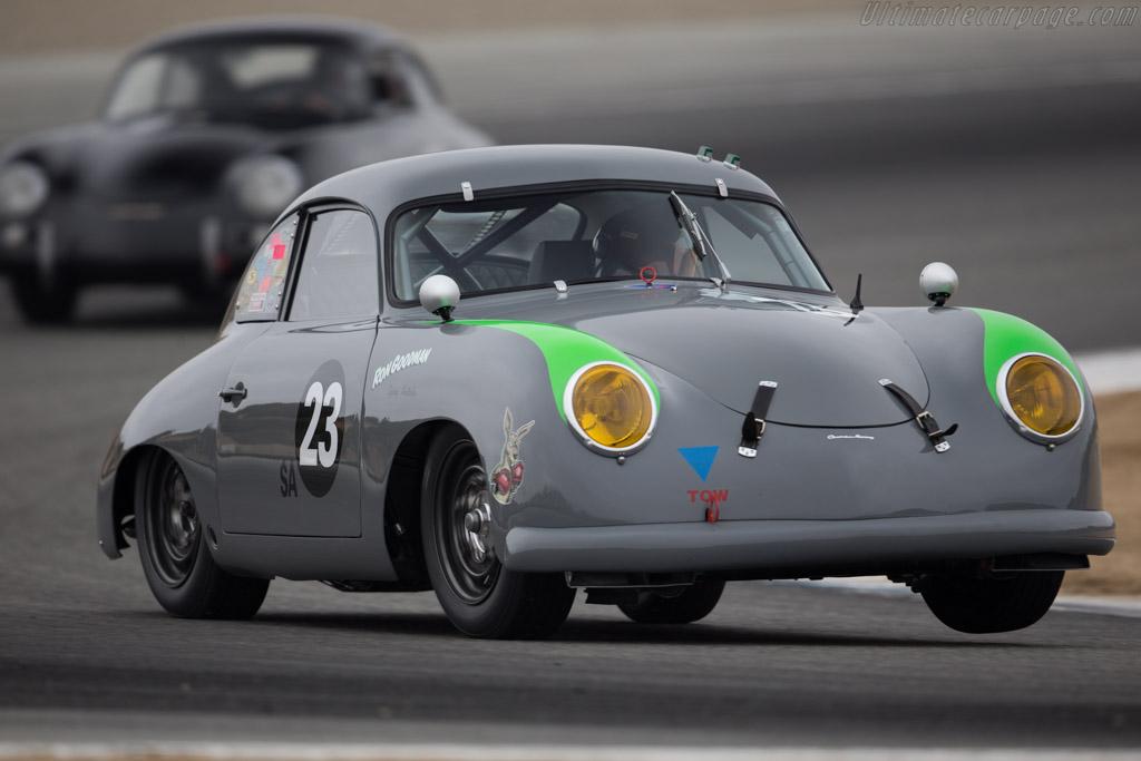 Porsche 356 - Chassis: 51094 - Driver: Ron Goodman  - 2015 Monterey Motorsports Reunion