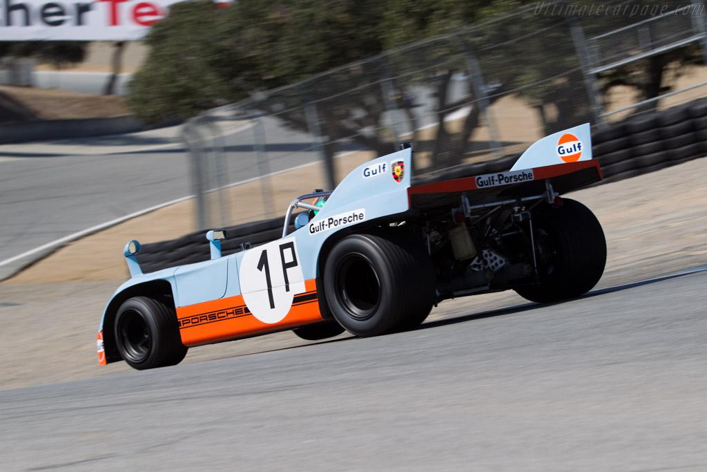Porsche 908/3 - Chassis: 908/03-013 - Entrant: The Revs Institute - Driver: Gunnar Jeannette  - 2015 Monterey Motorsports Reunion