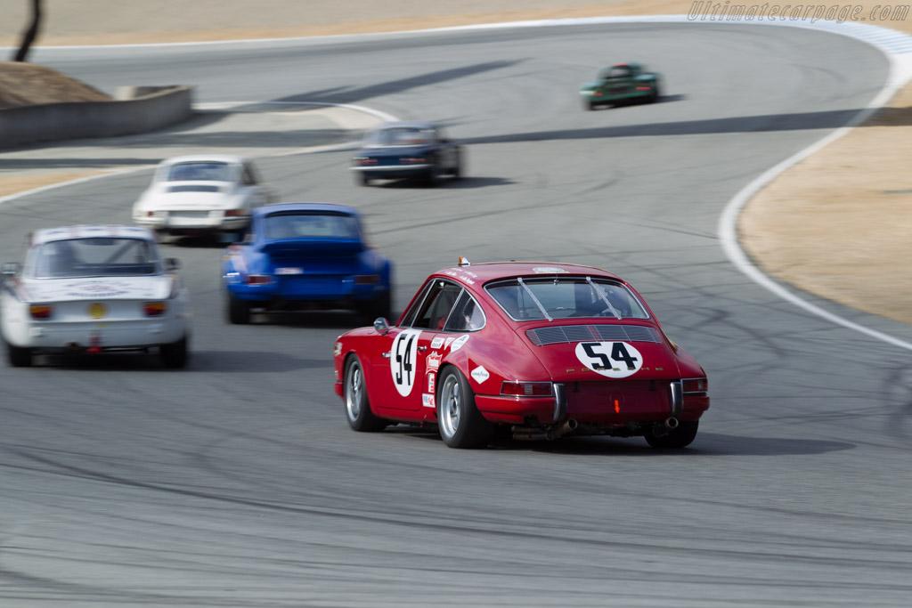 Porsche 911    - 2015 Monterey Motorsports Reunion