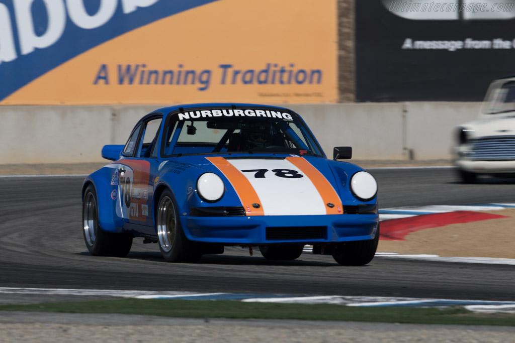 Porsche 911 - Chassis: 303339 - Driver: Kelvin Tse  - 2015 Monterey Motorsports Reunion