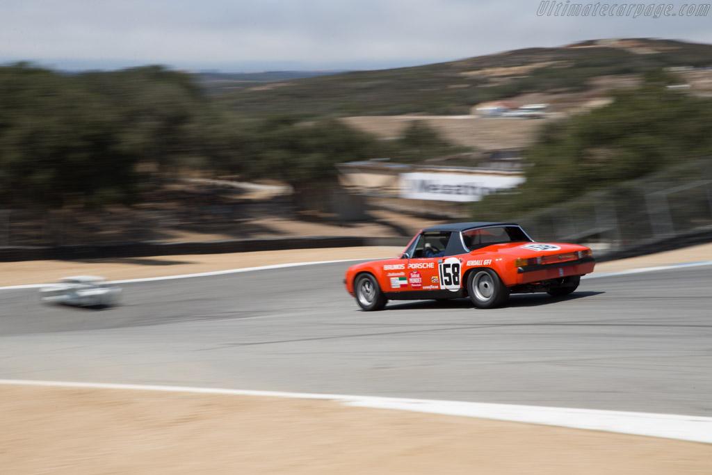 Porsche 914/6    - 2015 Monterey Motorsports Reunion