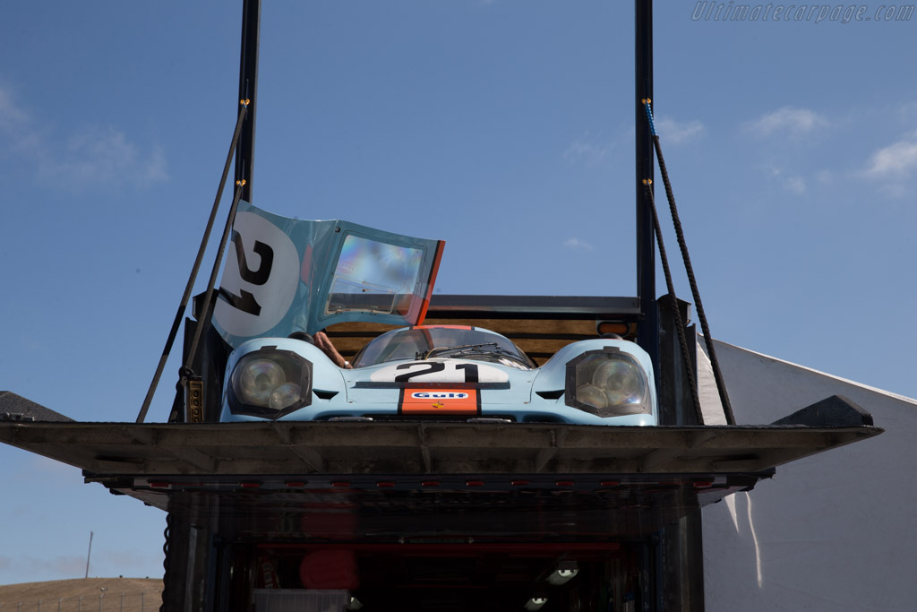 Porsche 917K - Chassis: 917-016   - 2015 Monterey Motorsports Reunion