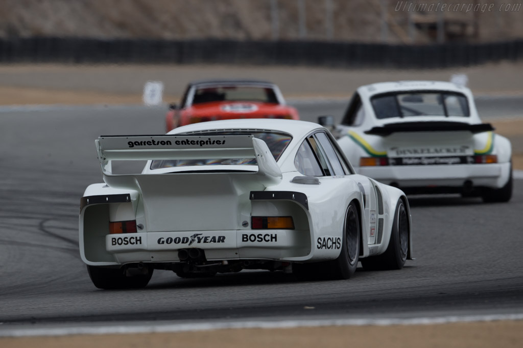 Porsche 935 - Chassis: 009 0029 - Driver: Bruce Canepa  - 2015 Monterey Motorsports Reunion