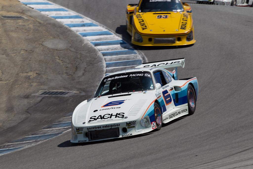 Porsche 935 K3 - Chassis: 000 0009 - Driver: Jeff Lewis  - 2015 Monterey Motorsports Reunion