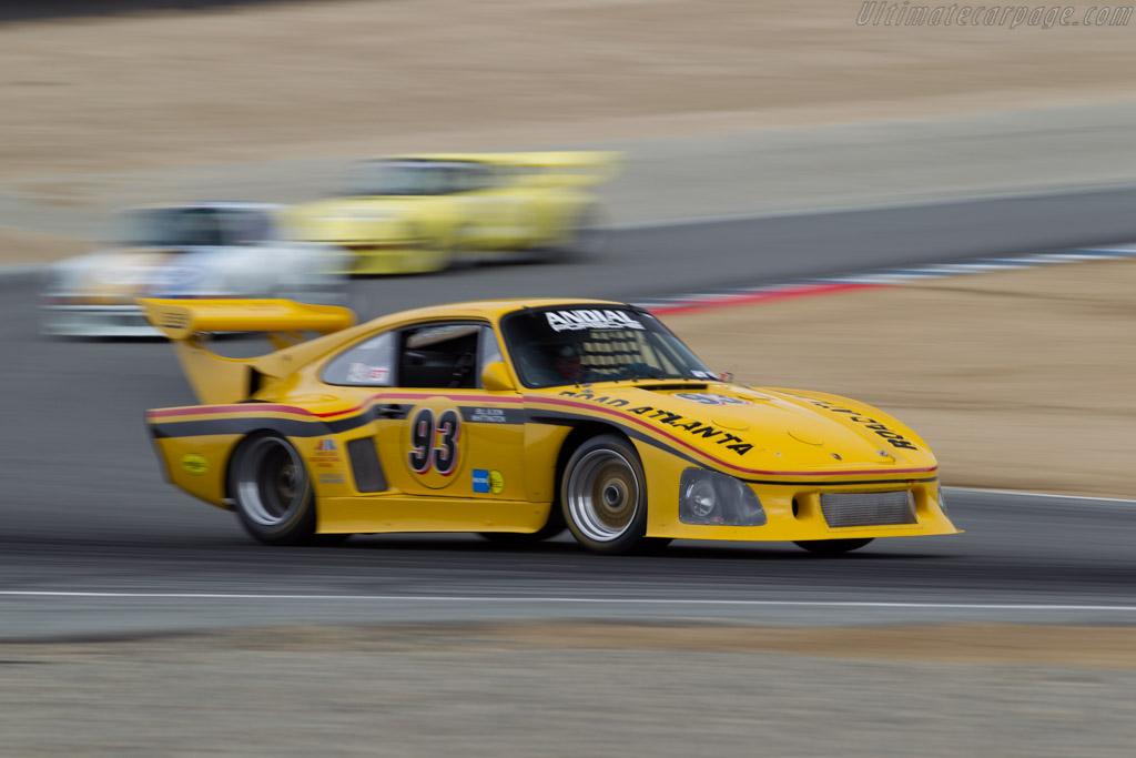 Porsche 935 K3 - Chassis: 930 670 0152 - Driver: Steve Schmidt  - 2015 Monterey Motorsports Reunion