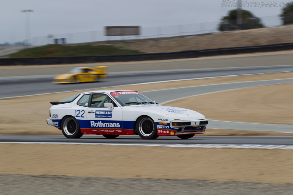 Porsche 944 - Chassis: WP0AA0949GN455997 - Driver: Jim Hendrix  - 2015 Monterey Motorsports Reunion