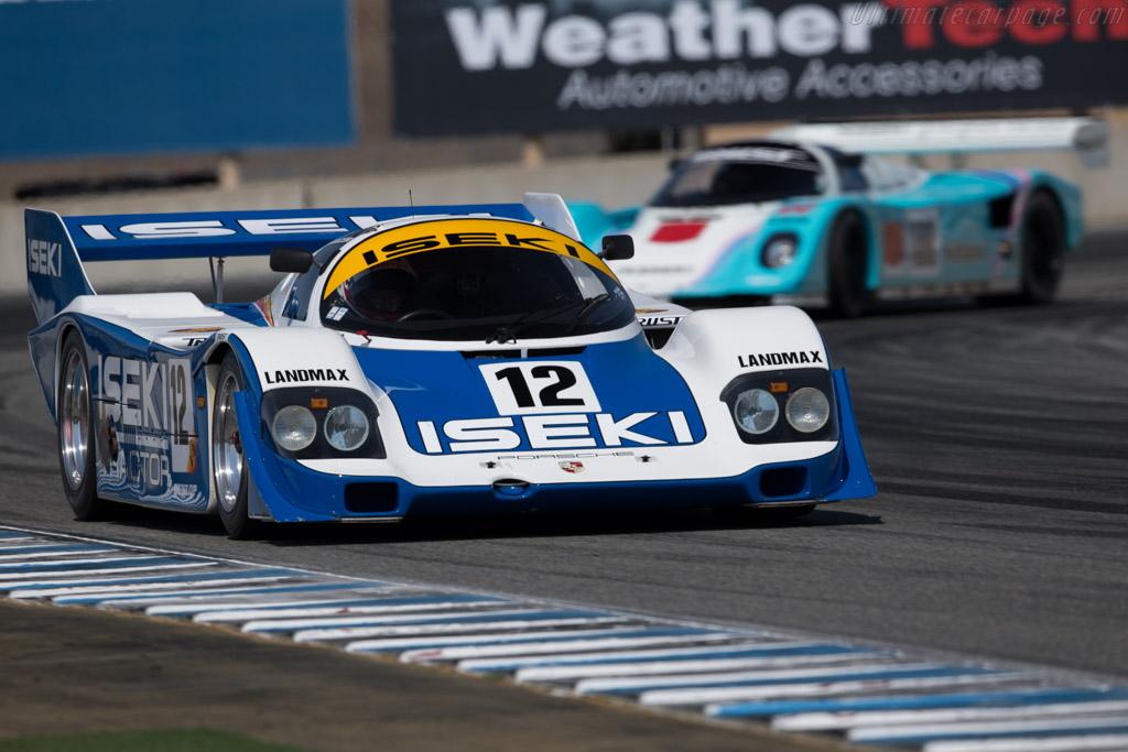 Porsche 956 - Chassis: 956-118   - 2015 Monterey Motorsports Reunion