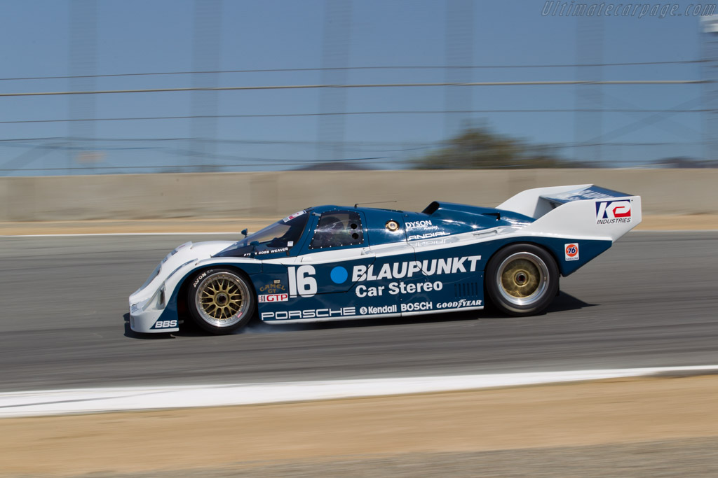 Car And Driver >> Porsche 962 - Chassis: 962-120 - Entrant: Zak Brown ...