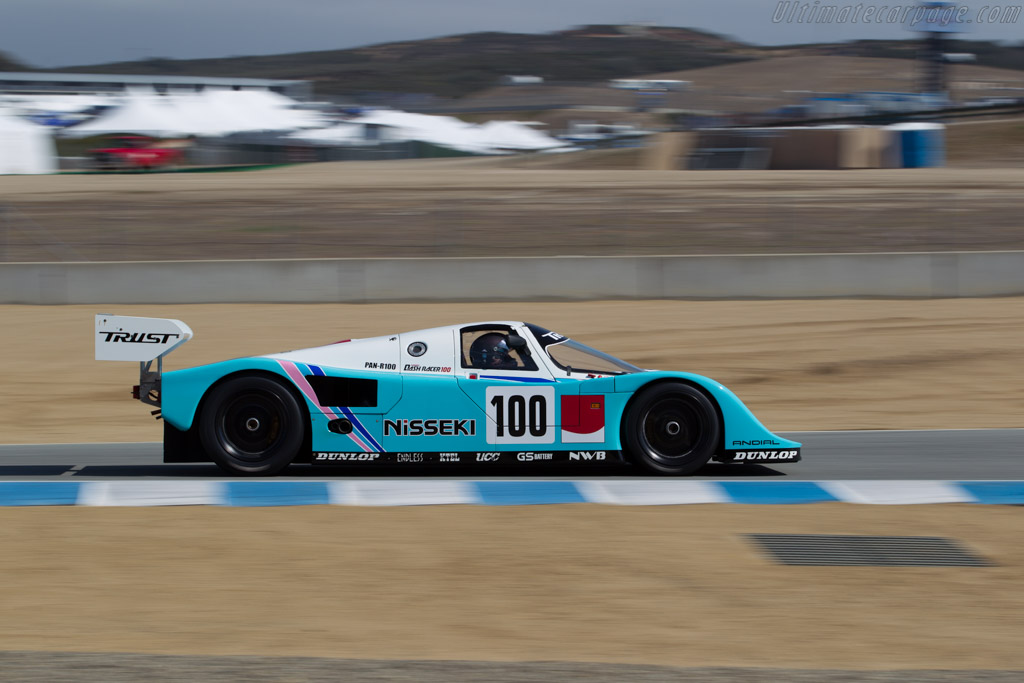 Porsche 962C - Chassis: 962-170 - Driver: Bruce Canepa  - 2015 Monterey Motorsports Reunion