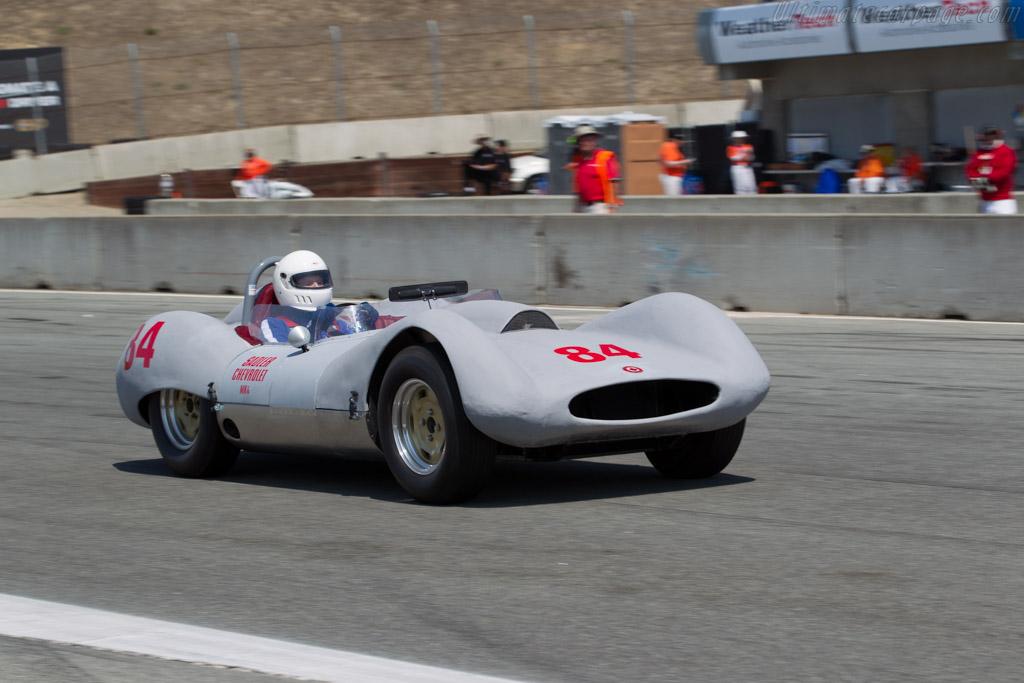 Sadler Mk4 - Chassis: 1 - Driver: Bill Sadler  - 2015 Monterey Motorsports Reunion