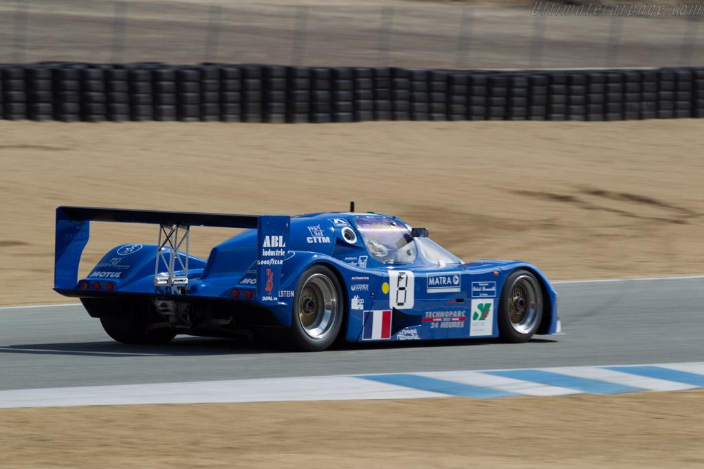 Sauber SHS C6 Alpa  - Driver: Robert Blain  - 2015 Monterey Motorsports Reunion