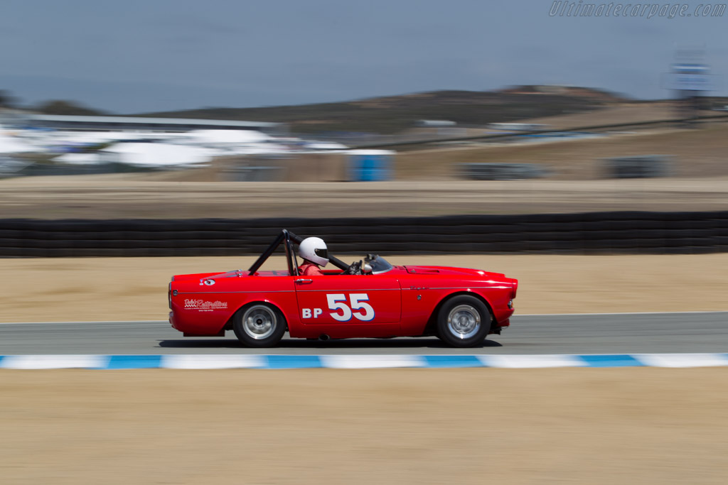 Sunbeam Tiger - Chassis: B9473043 - Driver: Dale Akuszewski  - 2015 Monterey Motorsports Reunion