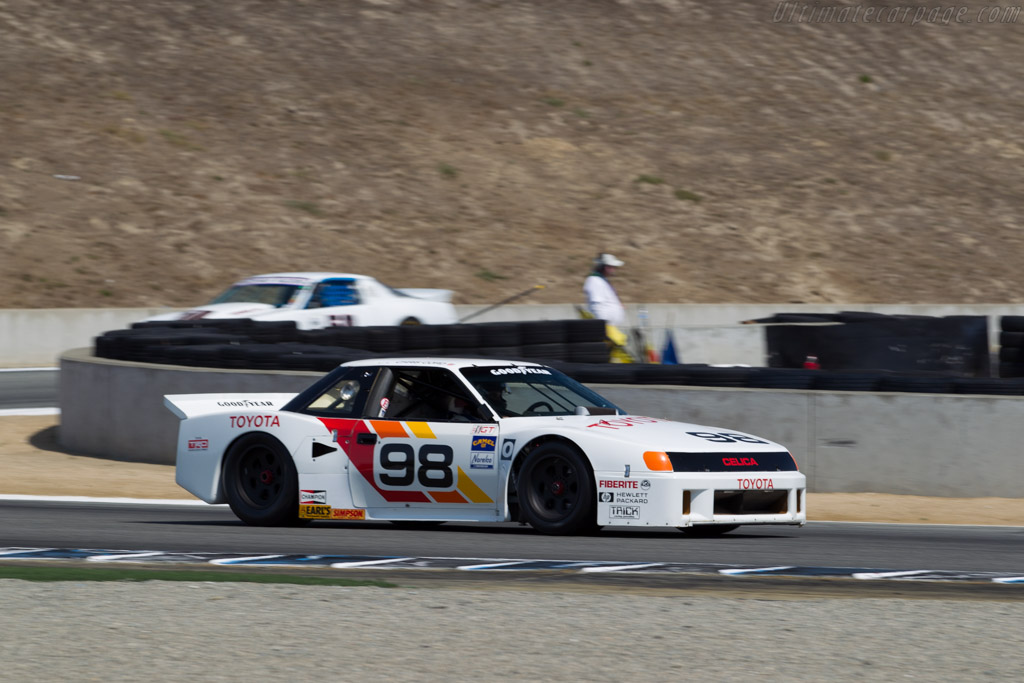 Toyota Celica GTO - Chassis: 86T-002 - Driver: Eric Edenholm  - 2015 Monterey Motorsports Reunion