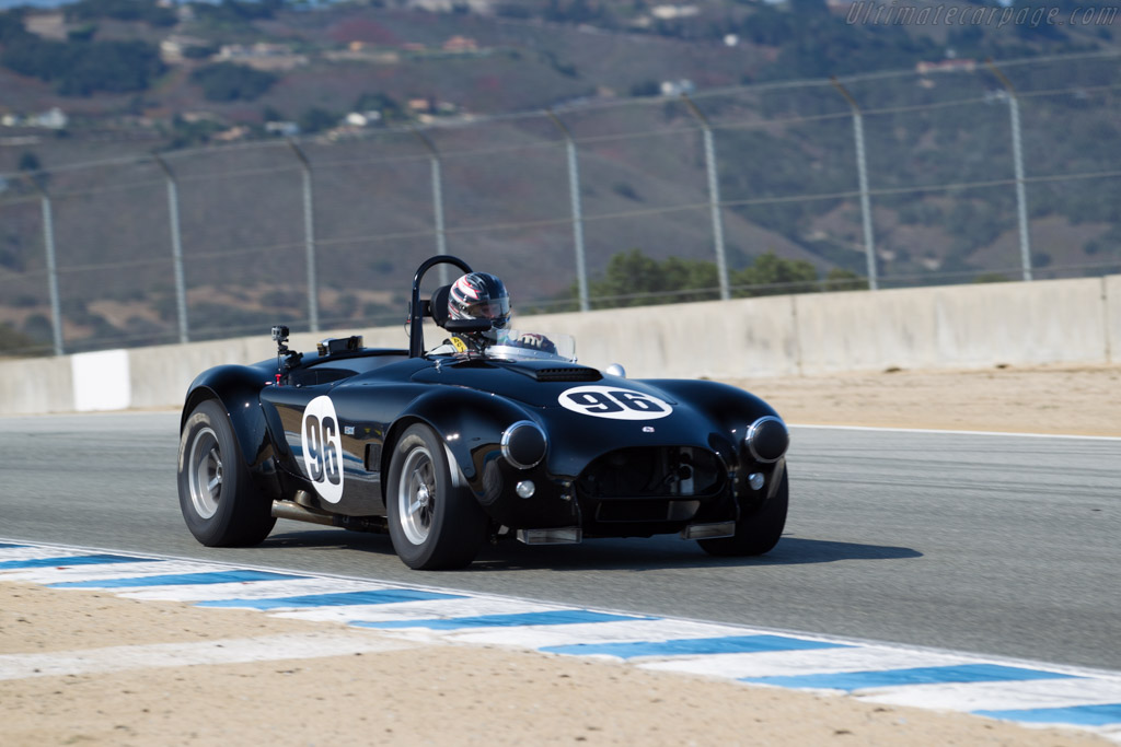 AC Shelby Cobra - Chassis: CSX2315 - Driver: Lorne Leibel  - 2016 Monterey Motorsports Reunion