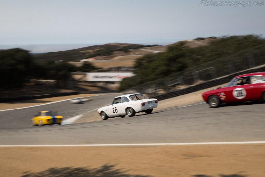 Alfa Romeo GTA - Chassis: AR613980 - Driver: Francisco Lara Resende  - 2016 Monterey Motorsports Reunion