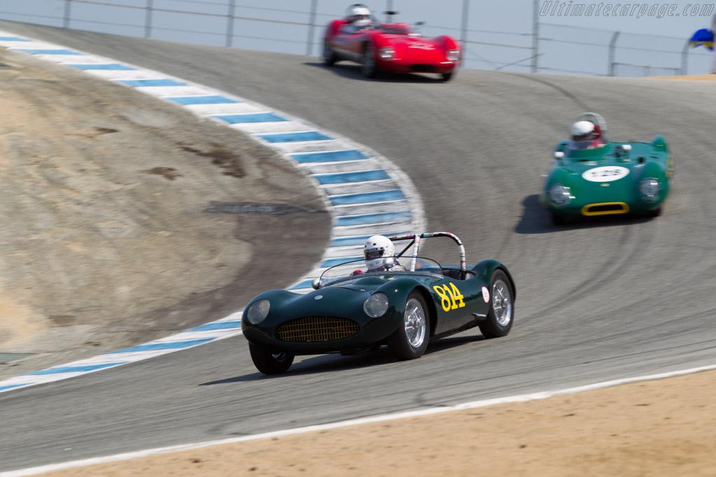 Alfa Romeo GTA - Chassis: AR613880 - Driver: Rick Jeffery  - 2016 Monterey Motorsports Reunion