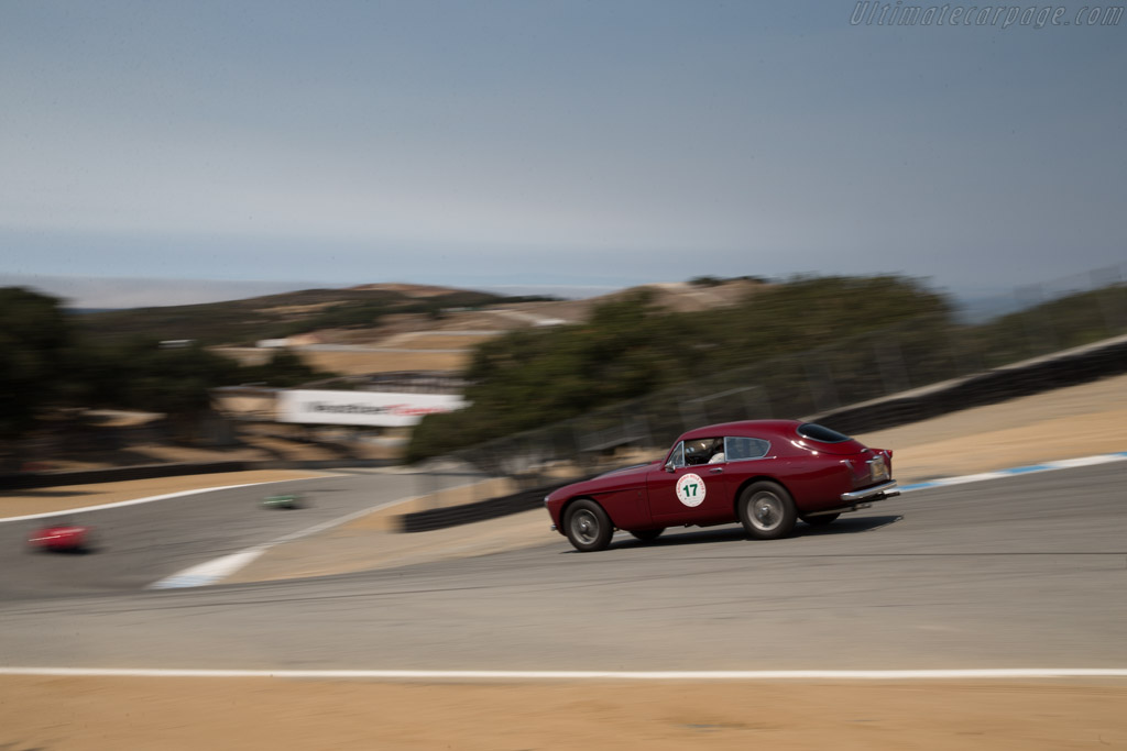 Aston Martin DB2/4 - Chassis: AM300/3/1363 - Driver: Steven Lawrence  - 2016 Monterey Motorsports Reunion