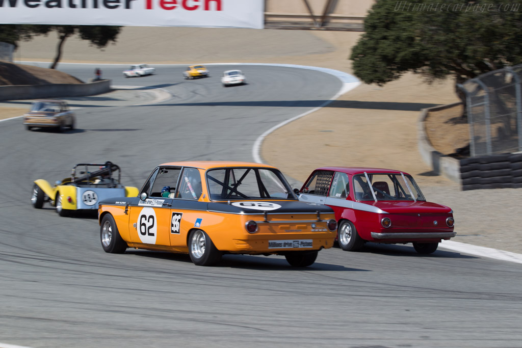 BMW 2002 - Chassis: 1685681 - Driver: Terry Forland  - 2016 Monterey Motorsports Reunion