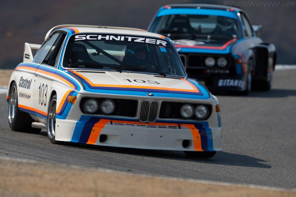 BMW 3.0 CSL - Chassis: 2203281 - Driver: Thor Johnson  - 2016 Monterey Motorsports Reunion