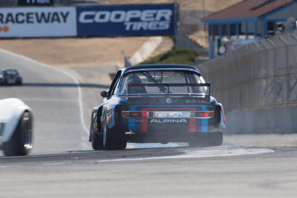 BMW 3.0 CSL - Chassis: 2211366 - Driver: Mark Colbert  - 2016 Monterey Motorsports Reunion