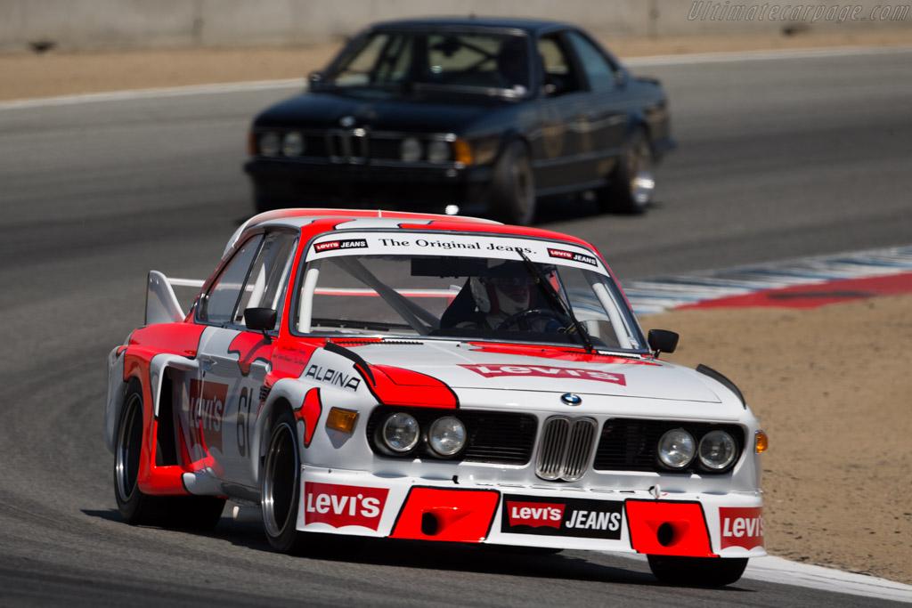 BMW 3.0 CSL - Chassis: 2211352 - Driver: Karl Gustav Almstrom  - 2016 Monterey Motorsports Reunion