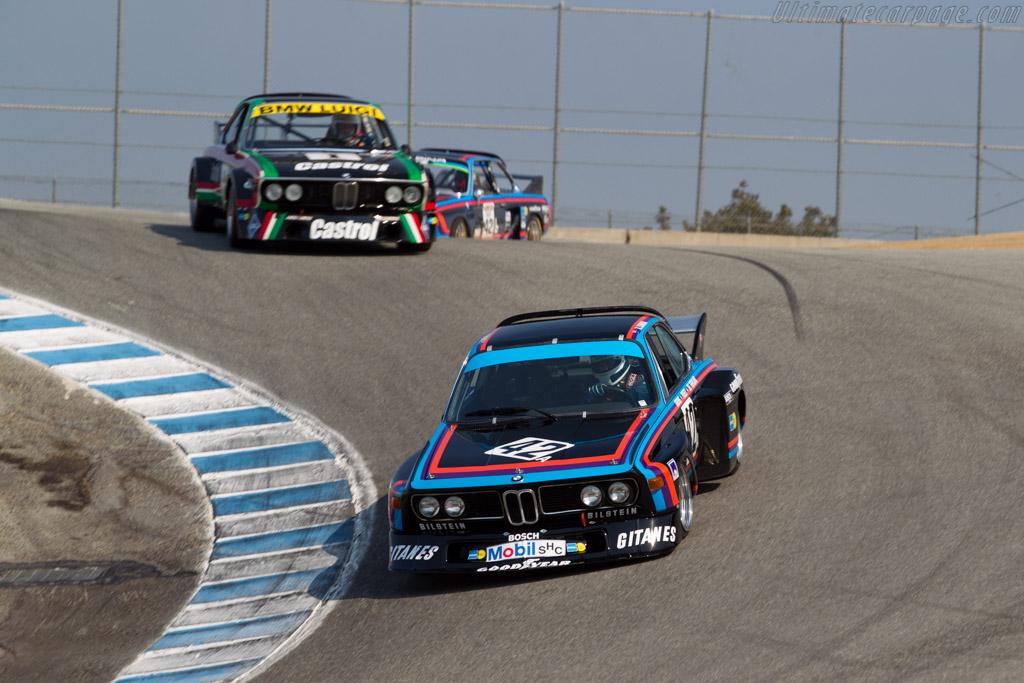BMW 3.0 CSL IMSA - Chassis: 2275988 - Driver: John Cannon  - 2016 Monterey Motorsports Reunion
